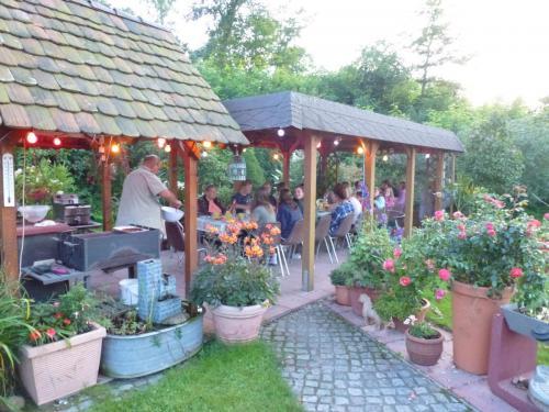 Anlage, Hof, Reitpension Heidehof, Görzke, Hoher Fläming (1)