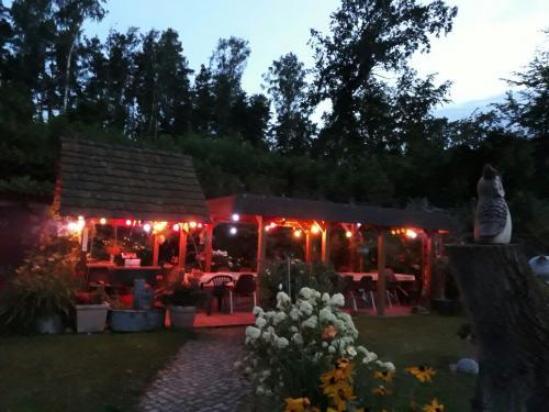 Anlage, Hof, Reitpension Heidehof, Görzke, Hoher Fläming (2)